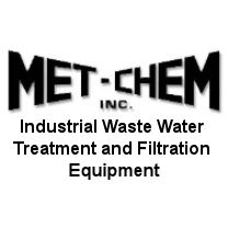 Met Chem Inc Industrial Waste Water Treatment and Filtration Equipment